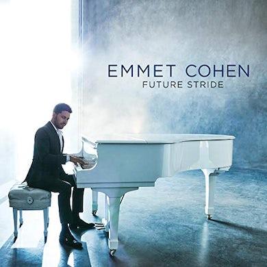 Emmet Cohen FUTURE STRIDE Vinyl Record