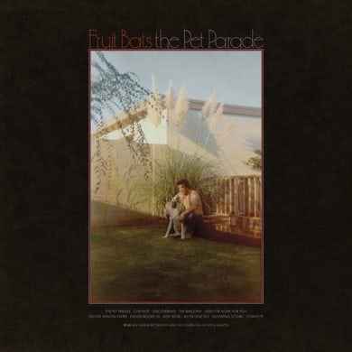 Fruit Bats PET PARADE Vinyl Record