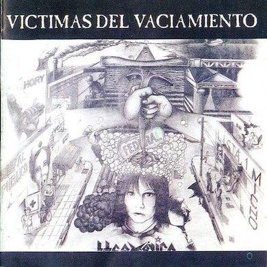 VICTIMAS DEL VACIAMIENTO Vinyl Record