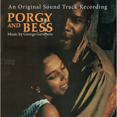 Andre Previn PORGY & BESS / Original Soundtrack Vinyl Record