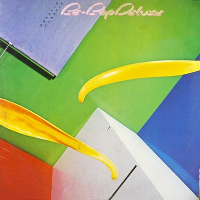 Be Bop Deluxe DRASTIC PLASTIC CD