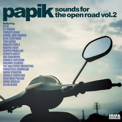 Papik SOUNDS FOR THE OPEN ROAD VOL 2 CD