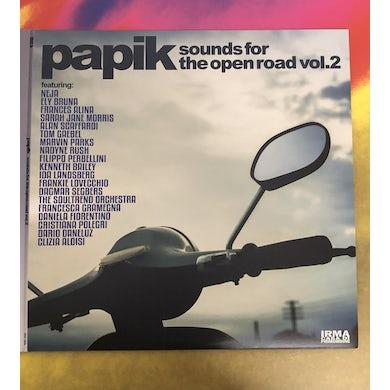 Papik SOUNDS FOR THE OPEN ROAD VOL 2 Vinyl Record