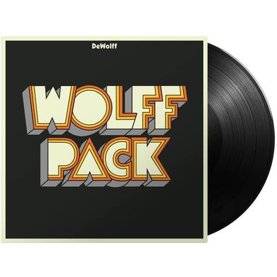 WOLFFPACK Vinyl Record