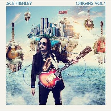 Ace Frehley ORIGINS VOL 1 CD