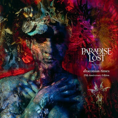 Paradise Lost DRACONIAN TIMES (25TH ANNIVERSARY EDITION) CD