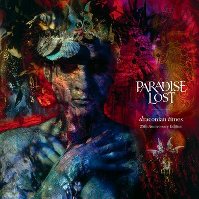 Paradise Lost DRACONIAN TIMES (25TH ANNIVERSARY EDITION) Vinyl Record