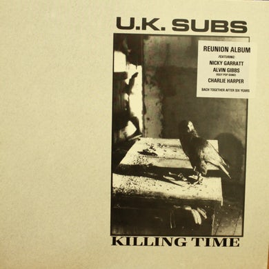 KILLING TIME Vinyl Record