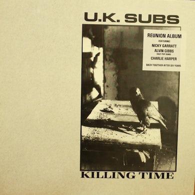 U.K. Subs KILLING TIME Vinyl Record
