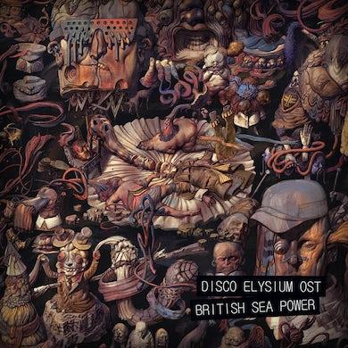 British Sea Power DISCO ELYSIUM Vinyl Record