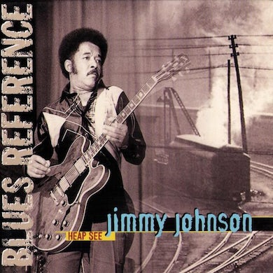 Jimmy Johnson HEAP SEE CD