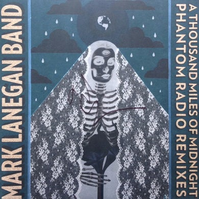Mark Lanegan THOUSAND MILES OF MIDNIGHT: PHANTOM RADIO REMIXES CD