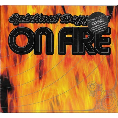 Spiritual Beggars ON FIRE CD