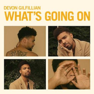 Devon Gilfillian WHAT'S GOING ON Vinyl Record