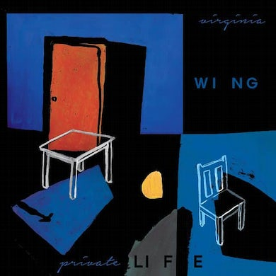 Virginia Wing PRIVATE LIFE Vinyl Record