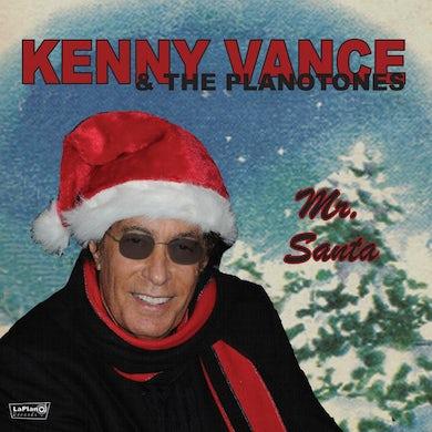 Kenny Vance MR SANTA CD