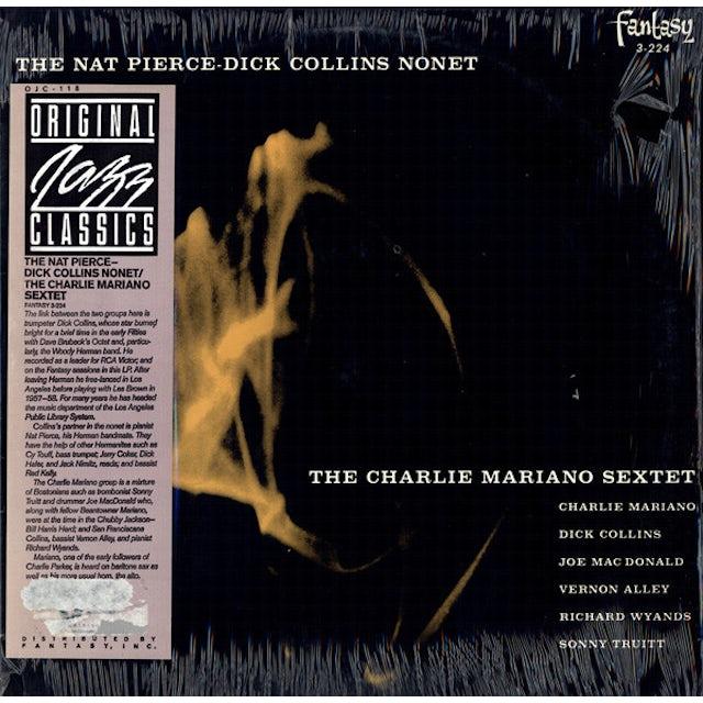Nat Pierce / Dick Collins / Charlie Mariano