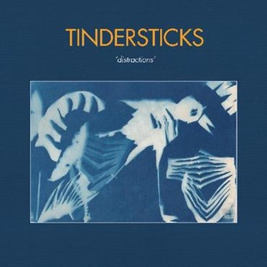 Tindersticks DISTRACTIONS Vinyl Record