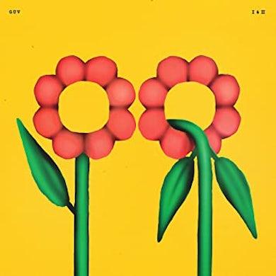 GUV I & II (YELLOW GALAXY VINYL) Vinyl Record