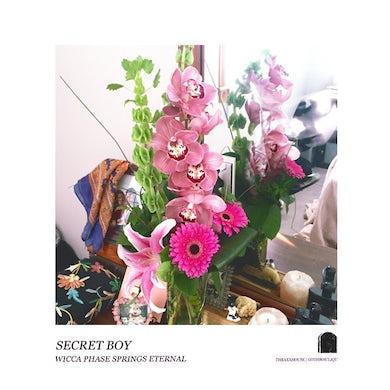 Wicca Phase Springs Eternal SECRET BOY Vinyl Record
