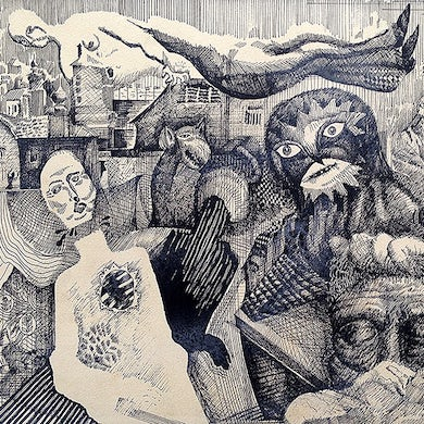 Mewithoutyou PALE HORSES Vinyl Record