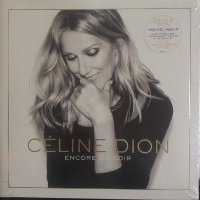 Celine Dion ENCORE UN SOIR Vinyl Record