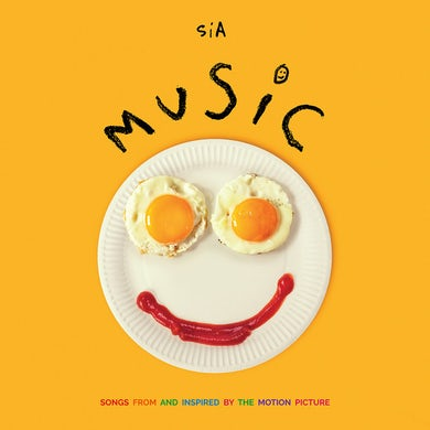 Sia MUSIC: SONGS FROM & INSPIRED BY THE MOTION PICTURE CD