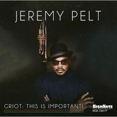GRIOT: THIS IS IMPORTANT! CD
