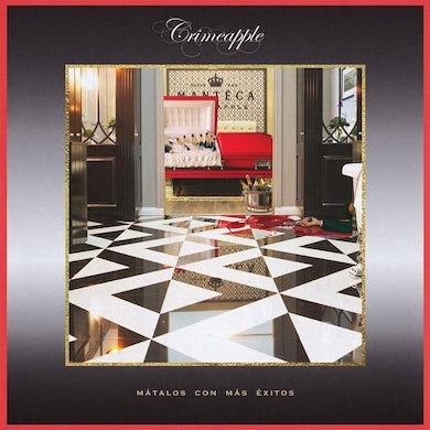 CRIMEAPPLE MATALOS CON MAS EXITOS (GOLD VINYL) Vinyl Record