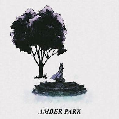 Mat Kerekes AMBER PARK (WHITE PURPLE BLUE TRI-COLOR) Vinyl Record