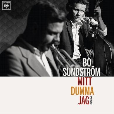 Bo Sundstrom MITT DUMMA JAG SVENSK JAZZ CD