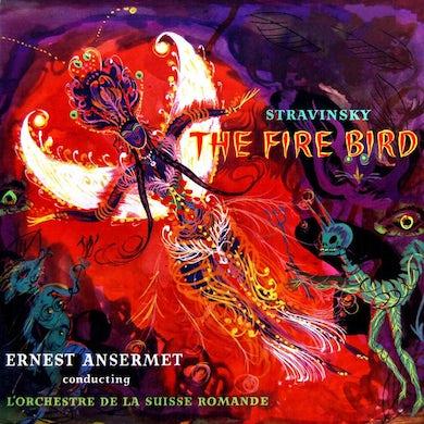 Stravinsky / Ansermet STRAVINSKY: FIREBIRD CD