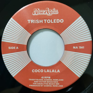 COCO LALALA / DO THE WRONG THING Vinyl Record