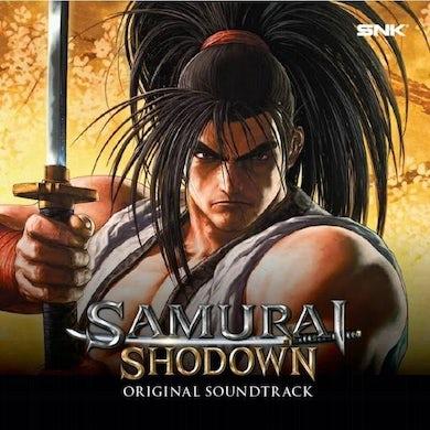 Snk Sound Team SAMURAI SHODOWN / Original Soundtrack (RED VINYL) Vinyl Record