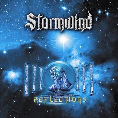 Stormwind REFLECTIONS (RE-MASTERED & BONUS TRACK) (BLUE Vinyl Record