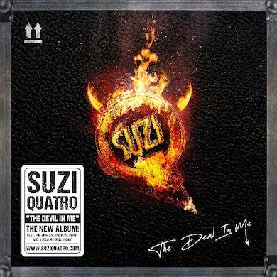 Suzi Quatro DEVIL IN ME CD