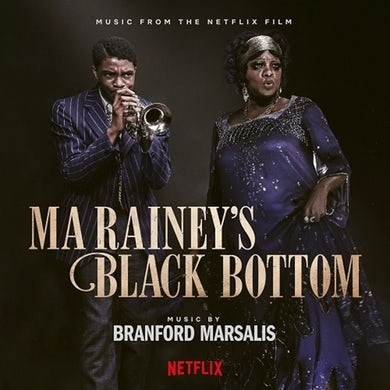 MA RAINEY'S BLACK BOTTOM / Original Soundtrack Vinyl Record