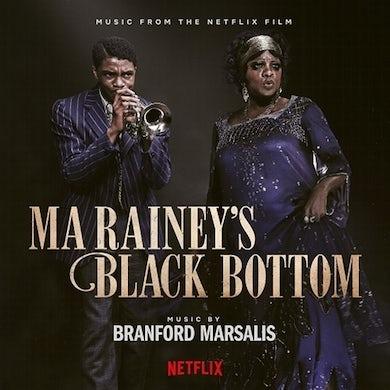 Branford Marsalis MA RAINEY'S BLACK BOTTOM / Original Soundtrack Vinyl Record