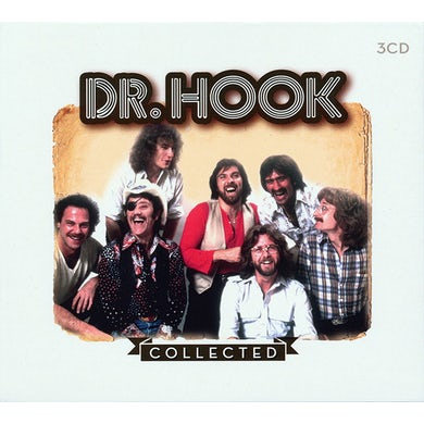 Dr Hook COLLECTED Vinyl Record