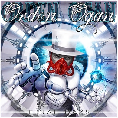 Orden Ogan FINAL DAYS CD