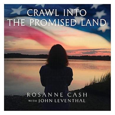 Rosanne Cash CRAWL INTO THE PROMISED LAND Vinyl Record