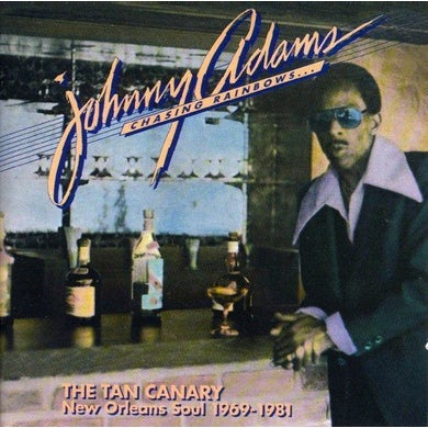 BEST OF JOHNNY ADAMS - NEW ORLEANS TAN CANARY Vinyl Record