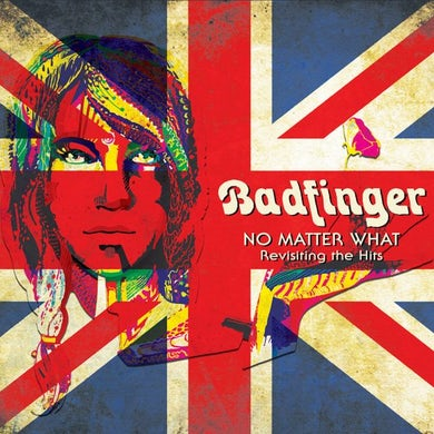 Badfinger NO MATTER WHAT - REVISITING THE HITS (TRI-COLOR) Vinyl Record