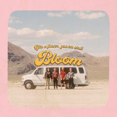 Carpool Tunnel BLOOM Vinyl Record