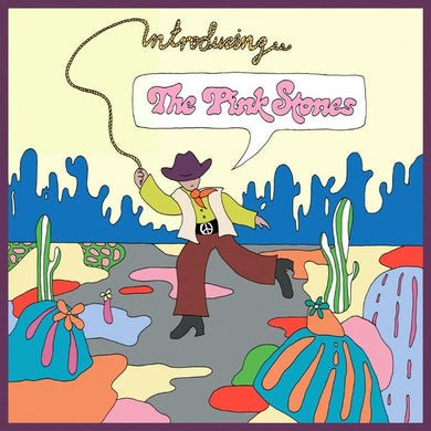 INTRODUCING...THE PINK STONES Vinyl Record