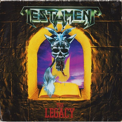 Testament LEGACY Vinyl Record