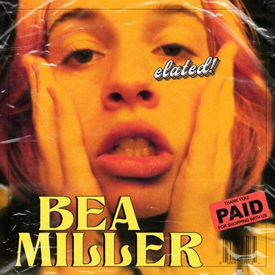Bea Miller  ELATED Vinyl Record