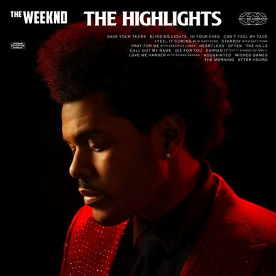 The Weeknd HIGHLIGHTS CD