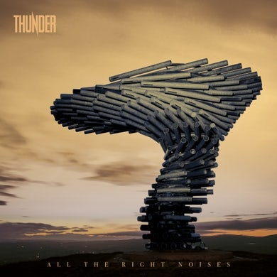 Thunder ALL THE RIGHT NOISES CD