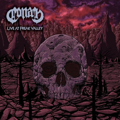 Conan LIVE AT FREAK VALLEY (LIVE) CD